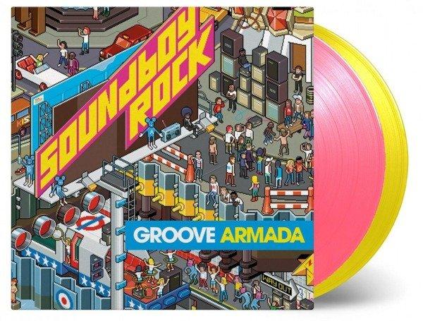 GROOVE ARMADA Soundboy Rock 2LP