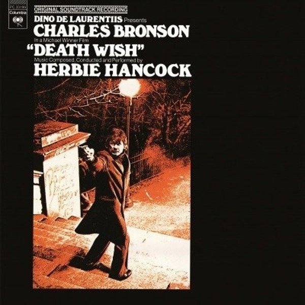 HANCOCK, HERBIE Death Wish LP