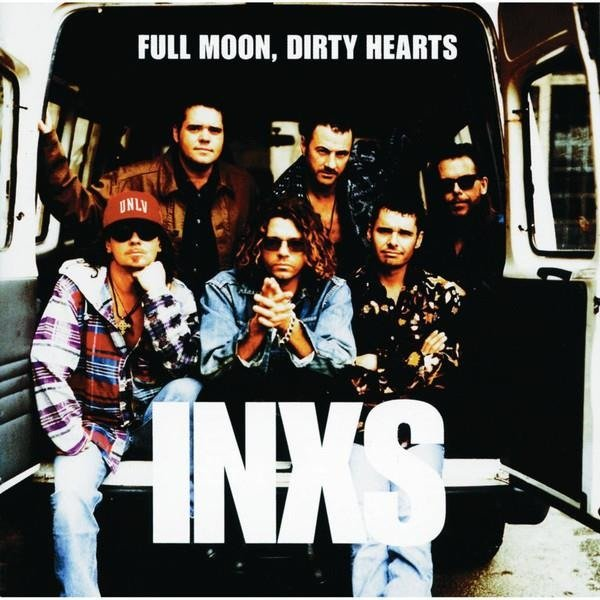 INXS Full Moon, Dirty Hearts (REMASTER) LP