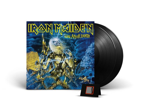 IRON MAIDEN Live After Death (LIMITED) 2LP