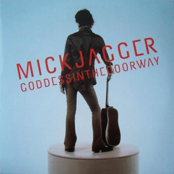 JAGGER, MICK Goddess In The Doorway 2LP