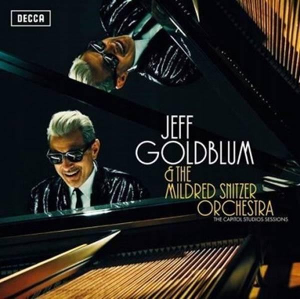 JEFF GOLDBLUM The Capitol Studio Sessions 2LP