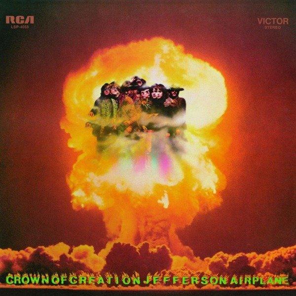 JEFFERSON AIRPLANE Crown of Creation LP
