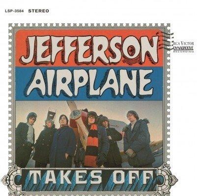 JEFFERSON AIRPLANE Takes Off LP