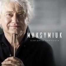 JERZY MAKSYMIUK / SINFONIA VARSOVIA / POLISH CHAMBER ORCHESTRA Maksymiuk | Sinfonia Varsovia LP