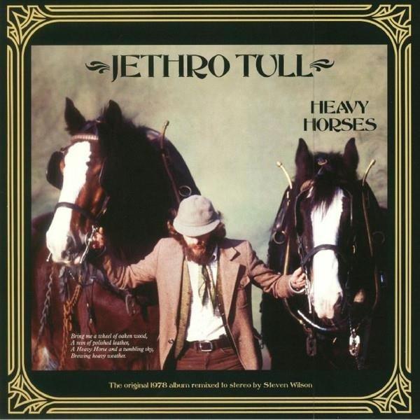 JETHRO TULL Heavy Horses LP