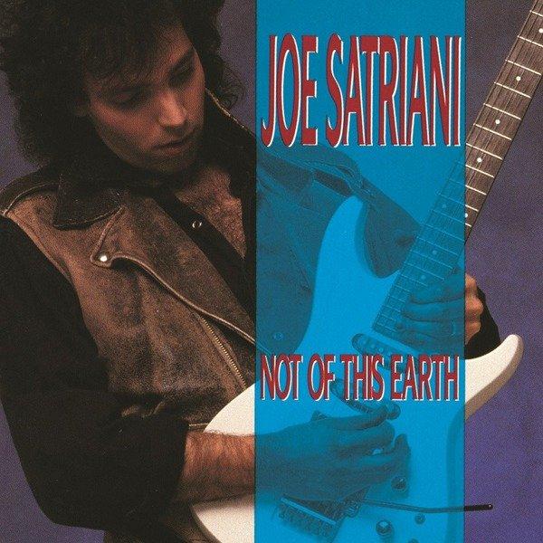 JOE SATRIANI Not of This Earth LP