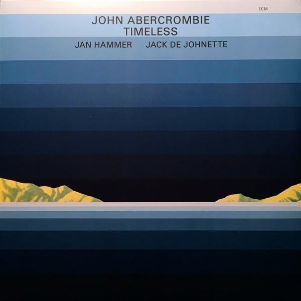 JOHN ABERCROMBIE Timeless LP