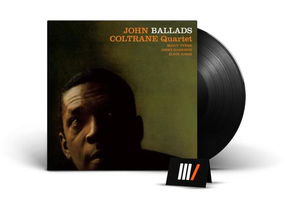 JOHN COLTRANE Ballads LP