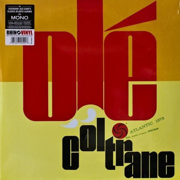JOHN COLTRANE Ole Coltrane (MONO Remaster) LP