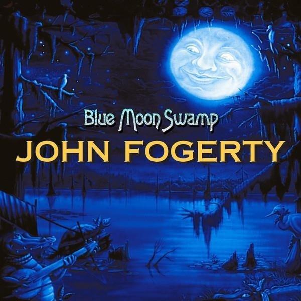 JOHN FOGERTY Blue Moon Swamp LP