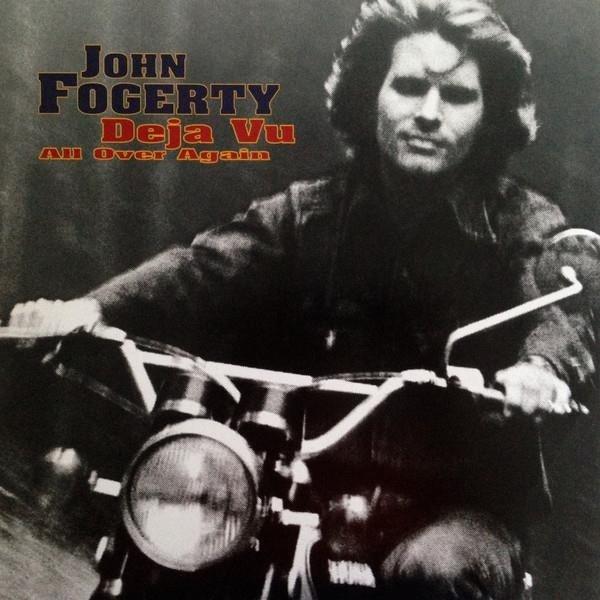 JOHN FOGERTY Deja Vu (ALL Over Again) LP