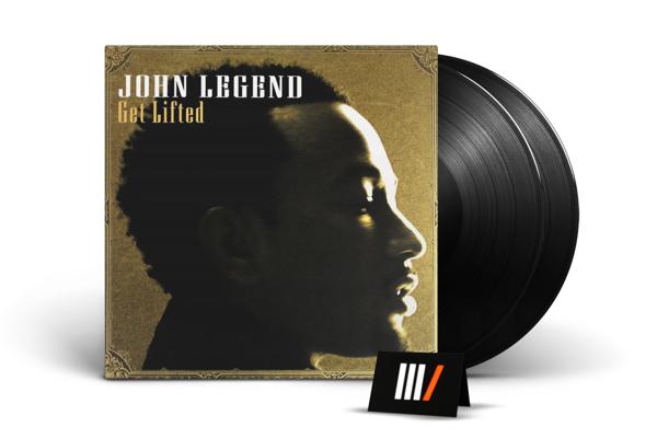 JOHN LEGEND Get Lifted 2LP