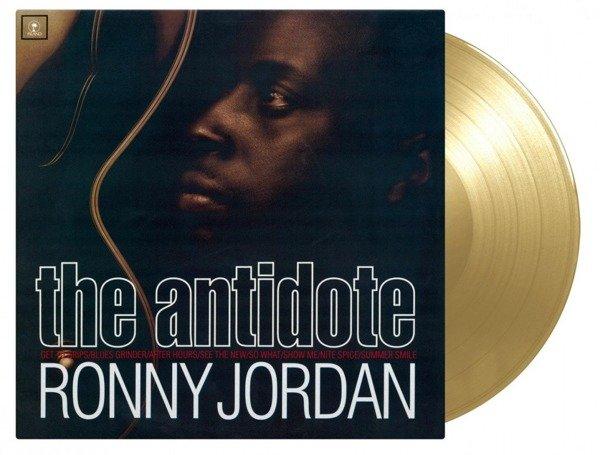 JORDAN, RONNY Antidote LP