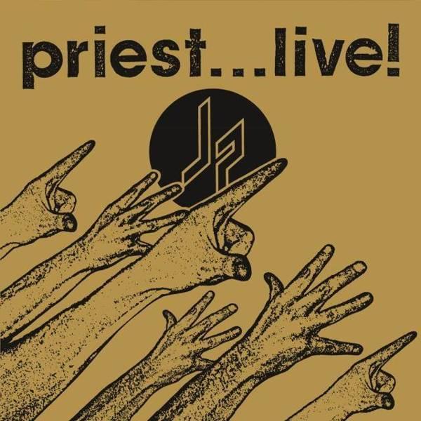 JUDAS PRIEST Priest - Live 2LP
