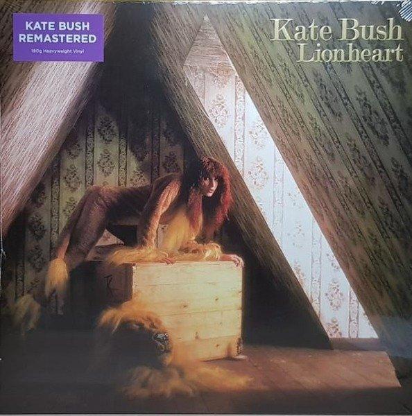 KATE BUSH Lionheart LP