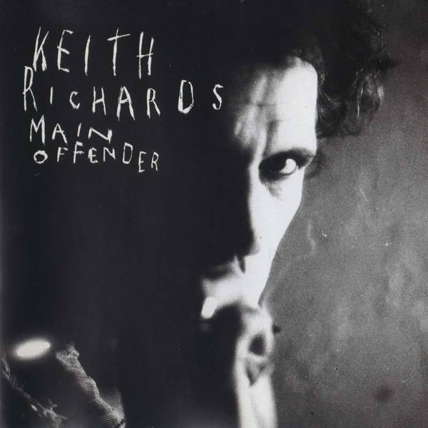 KEITH RICHARDS Main Offender LP