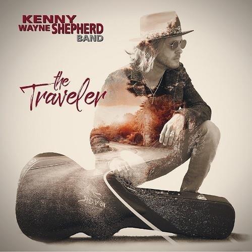 KENNY WAYNE SHEPHERD BAND The Traveler Black LP