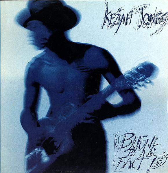 KEZIAH JONES Blufunk Is A Fact! LP