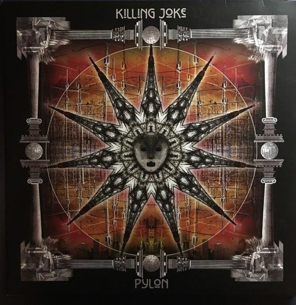 KILLING JOKE Pylon  2LP