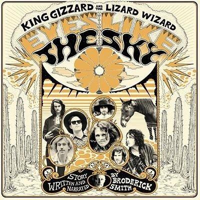 KING GIZZARD & THE LIZARD WIZARD Eyes Like The Sky LP