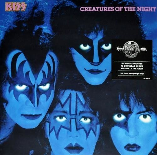 KISS Creatures Of The Night LTD LP