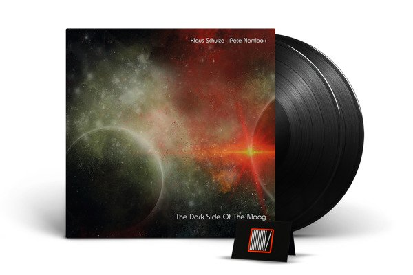 KLAUS SCHULZE Dark Side of the Moog Vol. 1 2LP