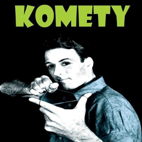 KOMETY Komety LP