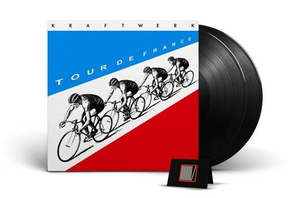 KRAFTWERK Tour De France (2009 Edition) 2LP