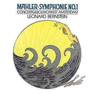 LEONARD BERNSTEIN Mahler Symphony 1 LP