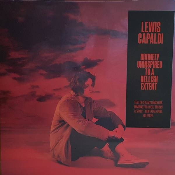 LEWIS CAPALDI Divinely Uninspired To A Hellish Extent LP