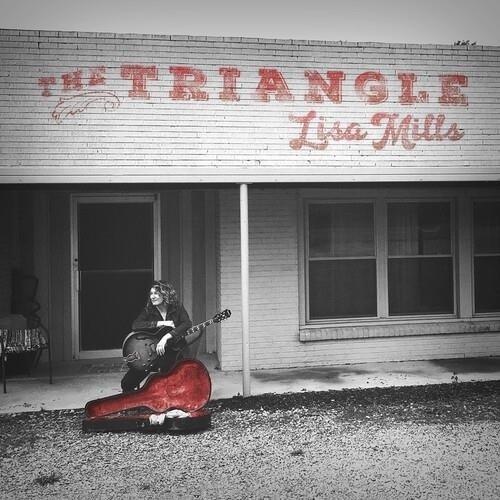 LISA MILLS The Triangle LP