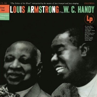 LOUIS ARMSTRONG Plays W.C. Handy LP