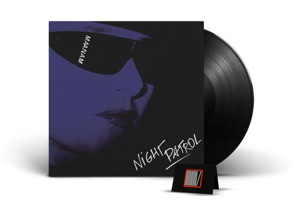 MAANAM Night Patrol LP