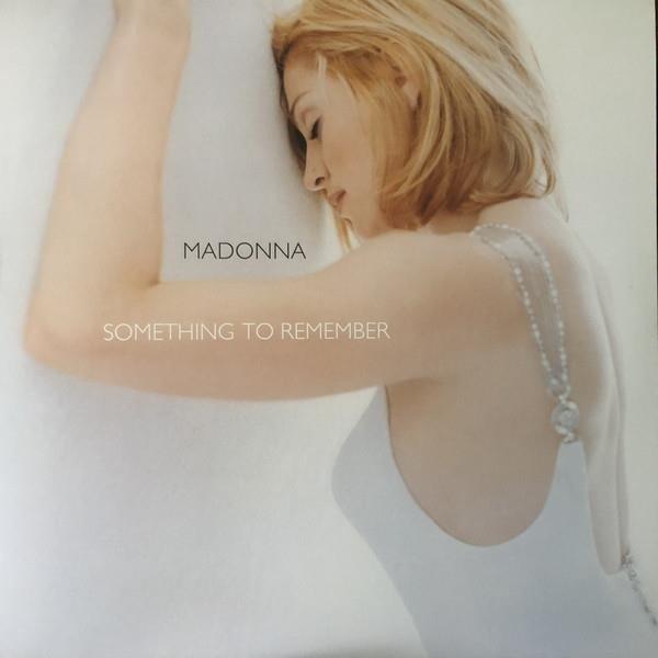 MADONNA Something To Remember LP