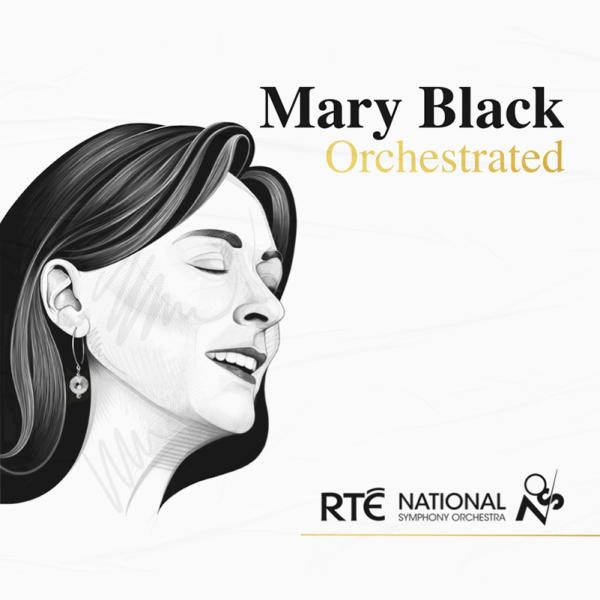 MARY BLACK Mary Black Orchestrated LP