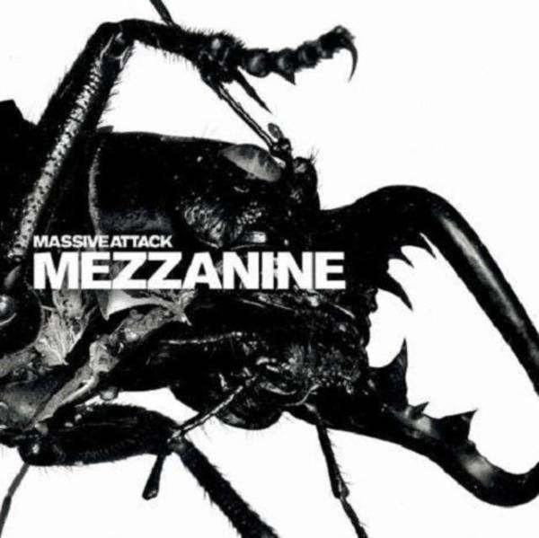 MASSIVE ATTACK Mezzanine 2LP