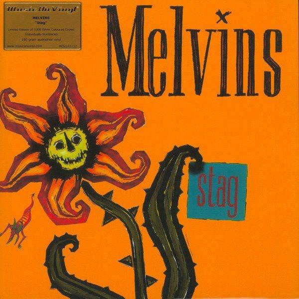 MELVINS Stag LP (Silver Vinyl)