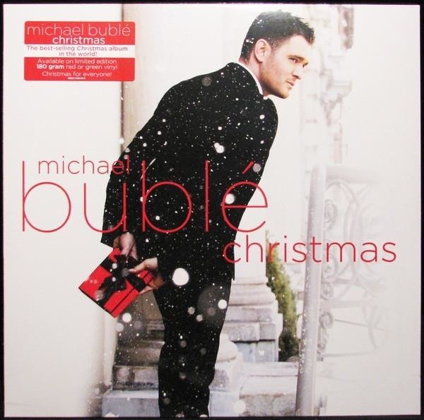 MICHAEL BUBLE Christmas LP