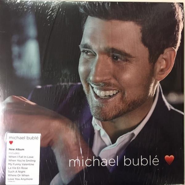 MICHAEL BUBLE Love LP