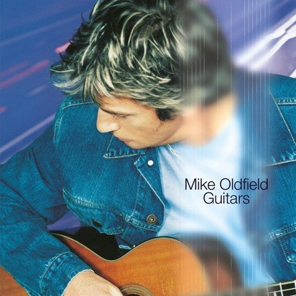 MIKE OLDFIELD Guitars LP