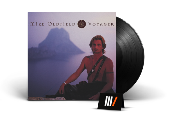 MIKE OLDFIELD The Voyager LP
