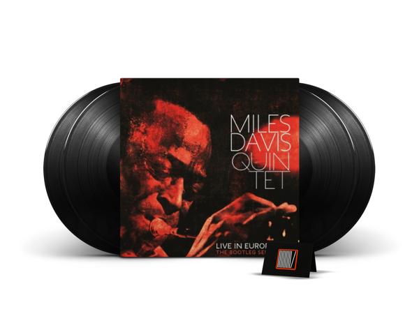 MILES DAVIS Bootleg Series 2: Live In Europe 1969 4LP