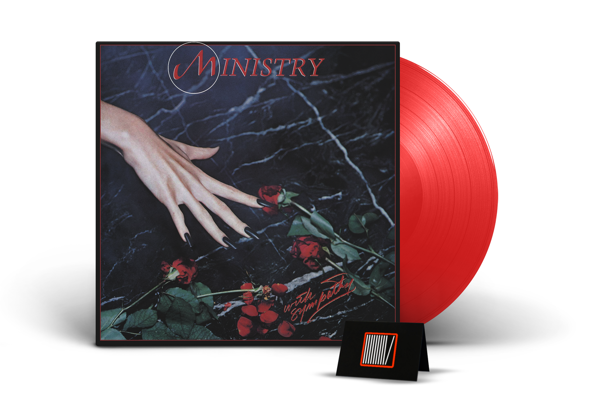 MINISTRY With Sympathy LP