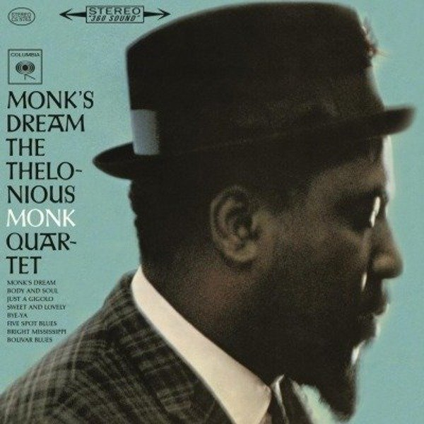 MONK, THELONIOUS Monk's Dream LP