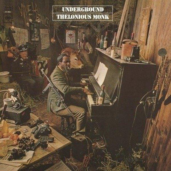 MONK, THELONIOUS Underground LP