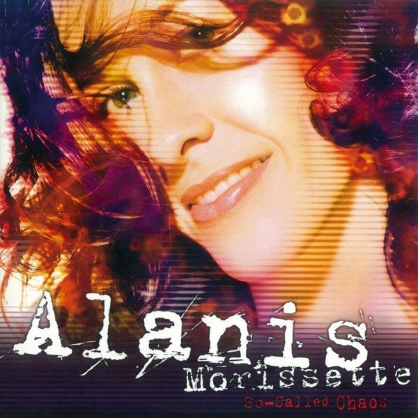 MORISSETTE, ALANIS So-Called Chaos LP