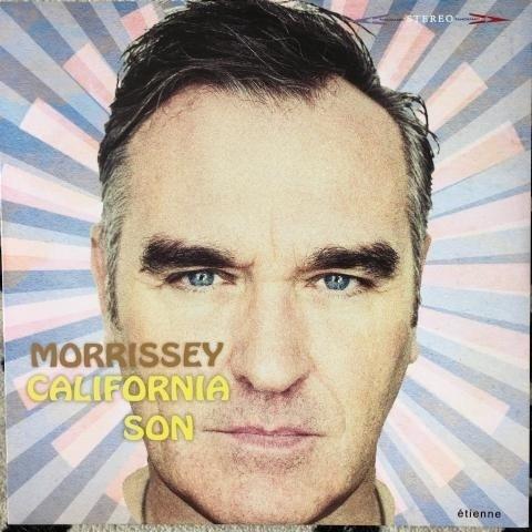 MORRISSEY California Son LP