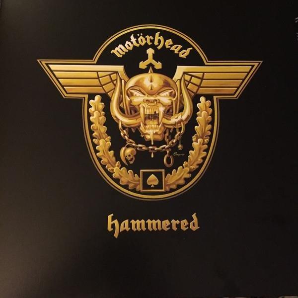 MOTORHEAD Hammered LP