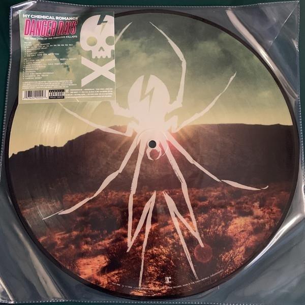 MY CHEMICAL ROMANCE Danger Days: The True Lives Of The Fabolous Killjoys (PICTURE Vinyl) LP